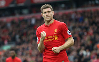 Liverpool have unbelievable quality - Milner