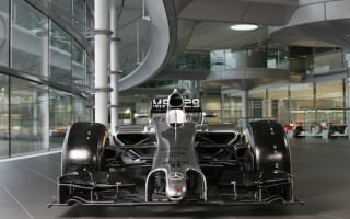 Formula 1 teams release images of upcoming racecars