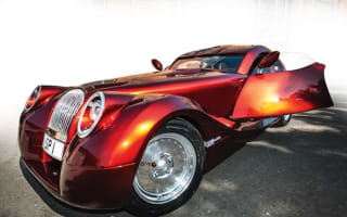 Morgan wows with one-off SP1