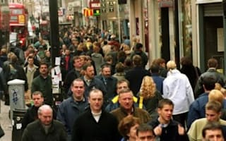 Population grows by 500,000 a year
