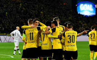 Borussia Dortmund 8 Legia Warsaw 4 - How it happened