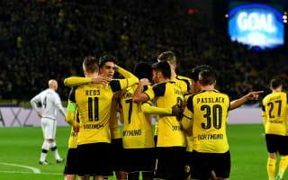 Borussia Dortmund 8 Legia Warsaw 4 - How it happened