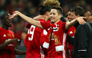 I want to give everything for the manager - Herrera grateful to Mourinho