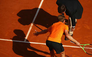 Nadal reaches Monte Carlo final after umpire howler rattles Goffin