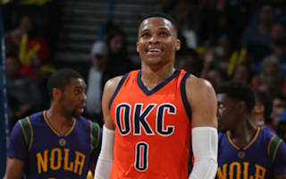Westbrook leads Thunder again, Spurs cruise