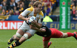 Launchbury named new Wasps captain