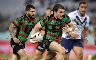 Crichton hat-trick inspires Rabbitohs in Burgess absence