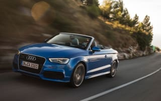 First drive: Audi A3 Cabriolet