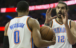 Thunder skid continues, Clippers roll on