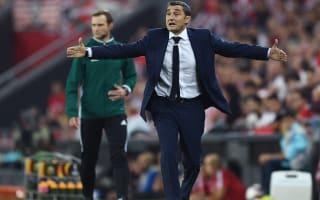 Valverde a good option for Barcelona - Pique