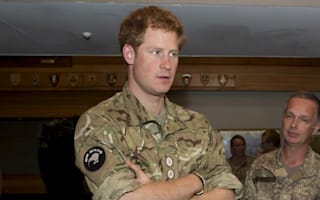 Harry says Army time in Afghanistan triggered his dealing with death of Diana