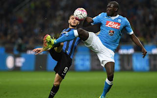 Chelsea and Everton 'still interested' as Koulibaly eyes Napoli exit