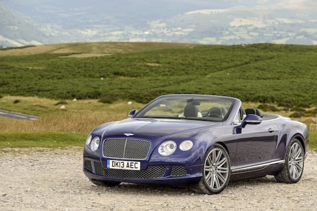 AOL Cars' RTOTY: Bentley Continental GTC Speed