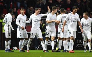 Rennes 0 Paris Saint-Germain 1: Draxler decisive on Ligue 1 debut