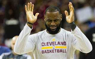 LeBron dismisses Carmelo rumours: 'We can't play fantasy basketball'