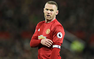 Rooney on bench for EFL Cup final