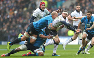 Cotter ends Scotland reign with Italy victory