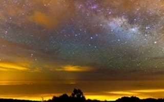 Video of the day: Sunshine and stars in Spanish skies