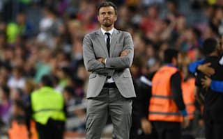 Luis Enrique accepts he has not pleased everyone at Barcelona