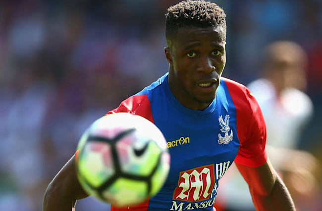 Palace blast 'ridiculous' Zaha bid from Tottenham