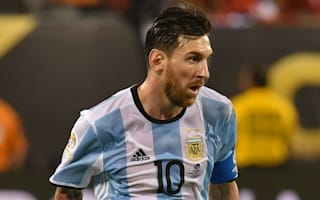 Messi has desire to play for Argentina - Bauza