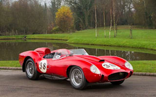 Classic 1957 Ferrari Testarossa is the most expensive car ever sold in Britain