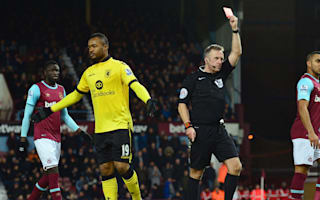 Ayew apologises for 'impulsive' red card