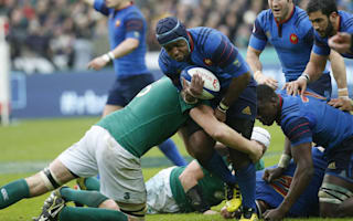 Chiocci replaces injured Ben Arous in France squad