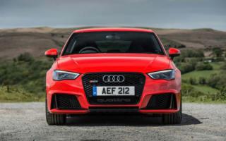 First drive: Audi RS3 Sportback
