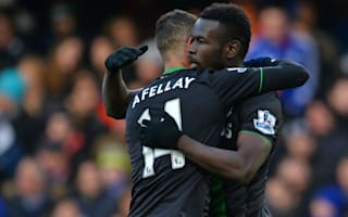 Stoke deserved to beat Chelsea, says Hughes