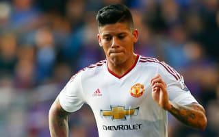 Rojo plays down Van Gaal spat claims