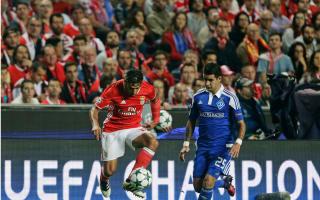 In-form Eduardo Salvio vows to improve