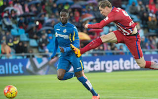 Getafe 0 Atletico Madrid 1: Torres on target in routine win