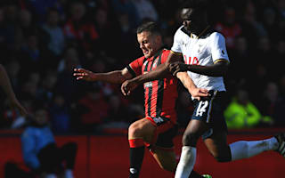 Wilshere happy to be out of Arsenal comfort zone at Bournemouth