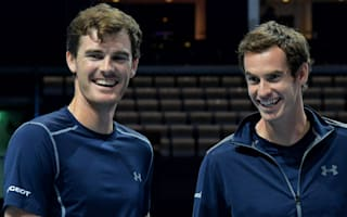 'Like Andy Murray ... only much better looking' - brother Jamie mocks world number one