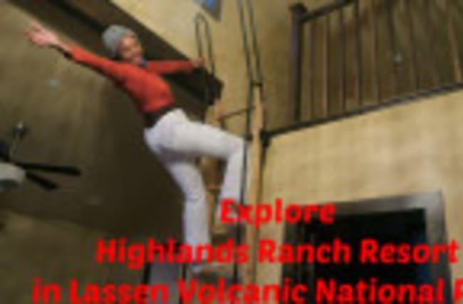 Explore Highlands Ranch Resort in Lassen Volcanic National Park