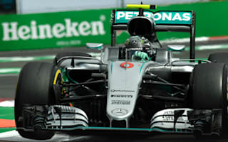Rosberg happy with second at Mexican GP