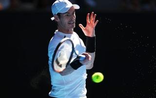 Murray battles past Marchenko