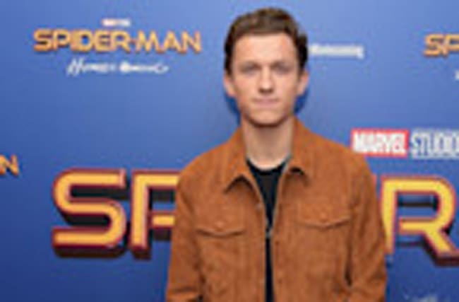 EXCLUSIVE: Tom Holland on Meeting Former 'Spider-Man' Stars Tobey Maguire & Andrew Garfield