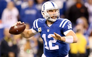 Colts QB Luck signs 'biggest contract in NFL history'