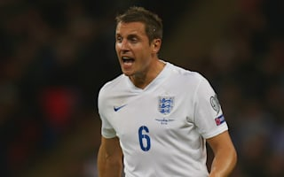 Injured Jagielka withdraws from England squad