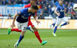 Schalke 1 RB Leipzig 1: Huntelaar frustrates title contenders