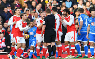 Spot of bother as Arsenal set unwanted penalty record