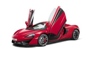 McLaren unveils second Sport Series model