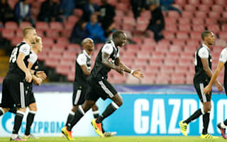 Gunes not getting carried away after Besiktas upset Napoli