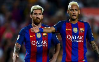 Ronaldinho predicts Neymar will be the best in the world