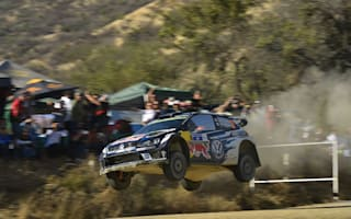 Rally Mexico joy for Latvala