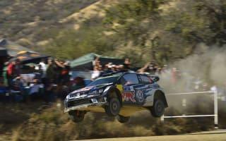 Rally Mexico joy for Latvala