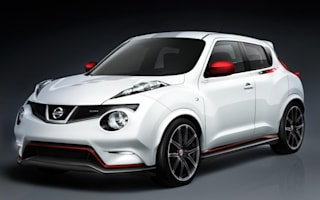 Nismo reveals sporty Juke to show future direction of tuning division