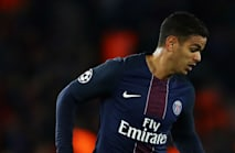 Ben Arfa denied Nice return as Emery selects PSG's 'best'